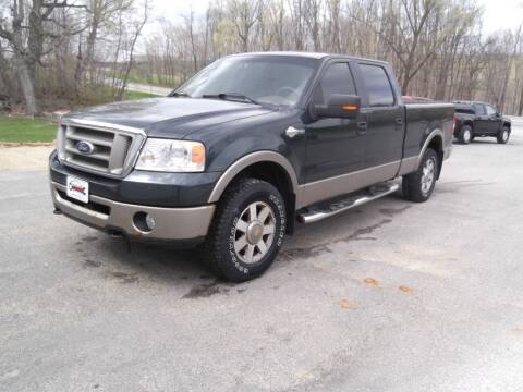 2006 Ford F-150 for sale at Clucker's Auto in Westby WI