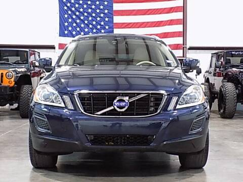 2013 Volvo XC60 for sale at Texas Motor Sport in Houston TX