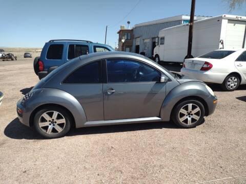 2006 Volkswagen New Beetle for sale at PYRAMID MOTORS - Pueblo Lot in Pueblo CO