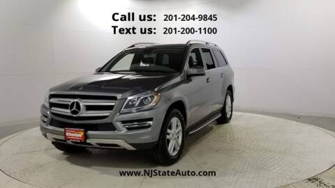 2015 Mercedes-Benz GL-Class for sale at NJ State Auto Used Cars in Jersey City NJ
