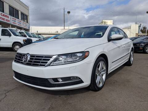 2014 Volkswagen CC for sale at Convoy Motors LLC in National City CA