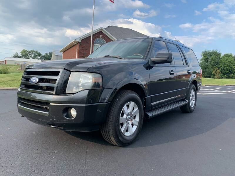 2010 Ford Expedition for sale at HillView Motors in Shepherdsville KY