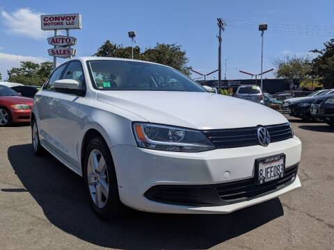 2012 Volkswagen Jetta for sale at Convoy Motors LLC in National City CA