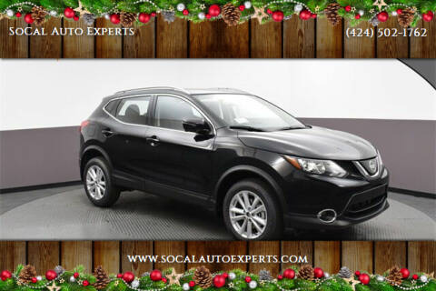 2019 Nissan Rogue Sport for sale at SoCal Auto Experts in Culver City CA