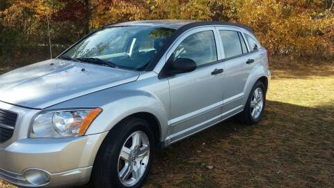 2007 Dodge Caliber for sale at Expressway Auto Auction in Howard City MI