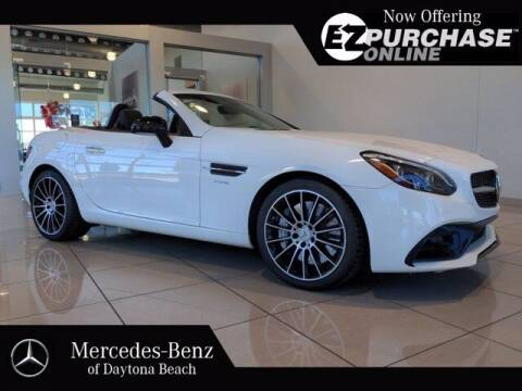 2017 Mercedes-Benz SLC for sale at Mercedes-Benz of Daytona Beach in Daytona Beach FL