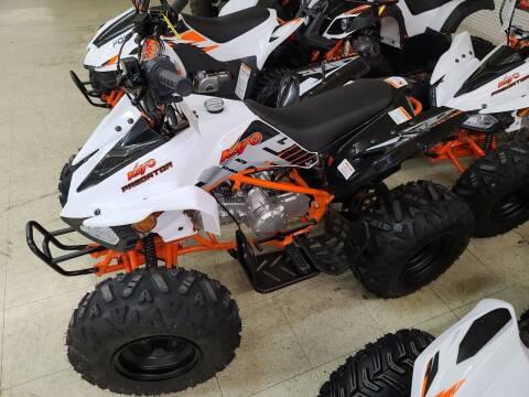 2021 KAYO PREDATOR 125 for sale at WolfPack PowerSports in Moses Lake WA