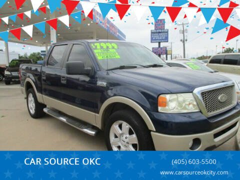2008 Ford F-150 for sale at Car One in Warr Acres OK