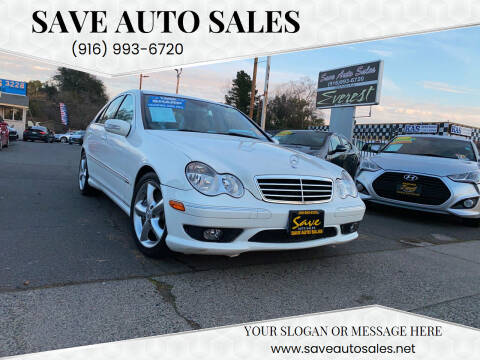 2006 Mercedes-Benz C-Class for sale at Save Auto Sales in Sacramento CA
