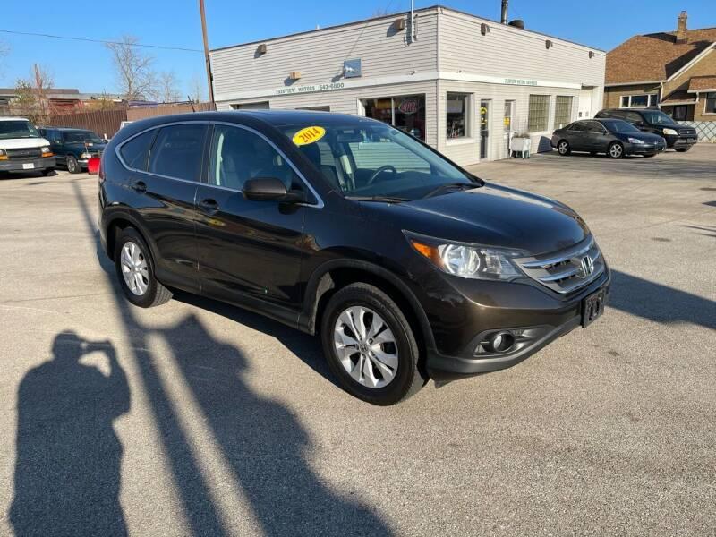 2014 Honda CR-V for sale at Fairview Motors in West Allis WI