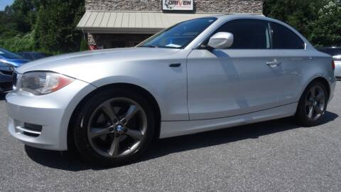 2011 BMW 1 Series for sale at Driven Pre-Owned in Lenoir NC