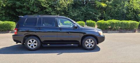 2004 Toyota Highlander for sale at Unity Auto Sales Inc in Charlotte NC