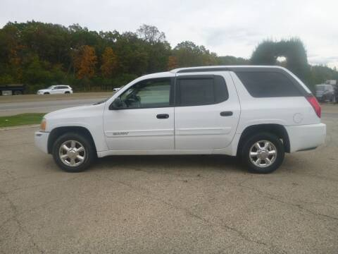 2004 GMC Envoy XUV for sale at NEW RIDE INC in Evanston IL