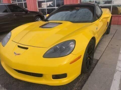 2013 Chevrolet Corvette for sale at ALBUQUERQUE AUTO OUTLET in Albuquerque NM