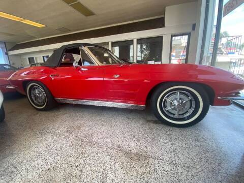1963 Chevrolet Corvette for sale at Corvette Specialty by Dave Meyer in San Diego CA