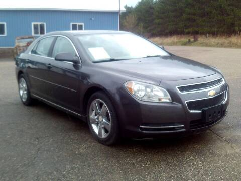 2011 Chevrolet Malibu for sale at Eau Claire Auto Exchange in Elk Mound WI