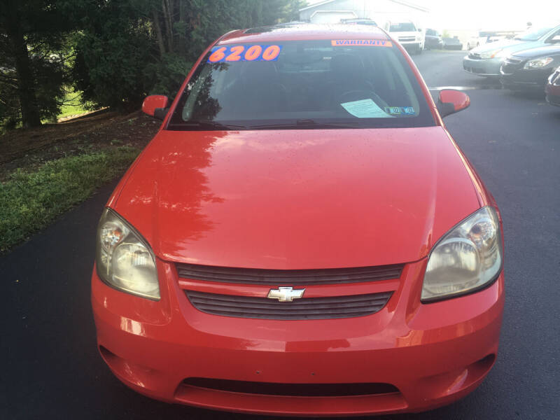2010 Chevrolet Cobalt for sale at BIRD'S AUTOMOTIVE & CUSTOMS in Ephrata PA