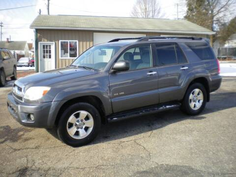 2006 Toyota 4Runner for sale at Starrs Used Cars Inc in Barnesville OH