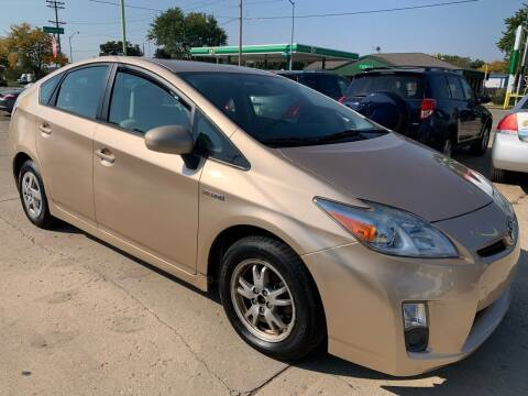 2010 Toyota Prius for sale at Super Trooper Motors in Madison WI