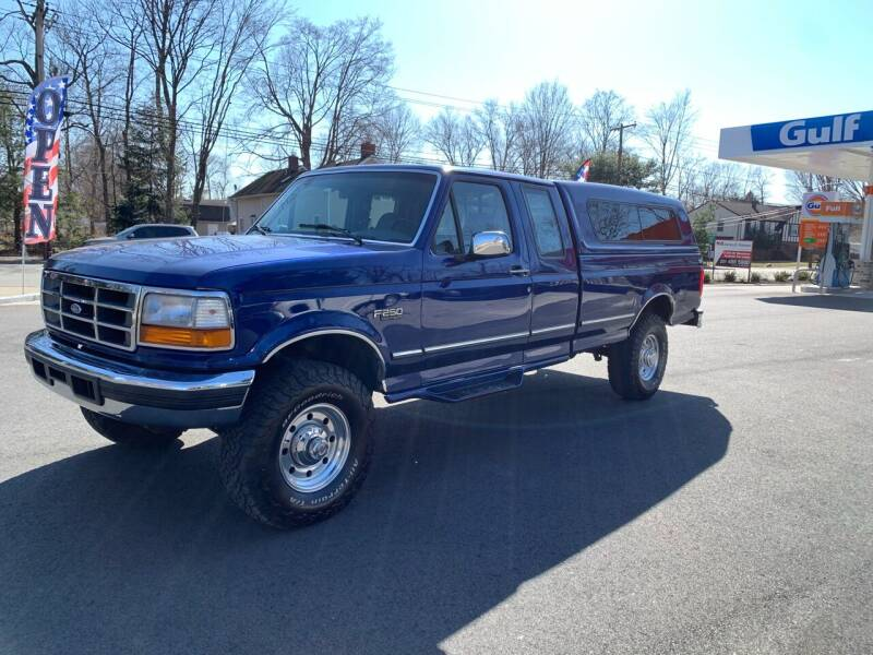1997 Ford F-250 for sale at Advanced Fleet Management in Bloomfield NJ