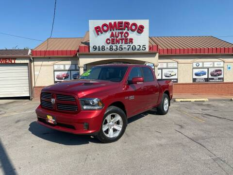 2015 RAM Ram Pickup 1500 for sale at Romeros Auto Center in Tulsa OK