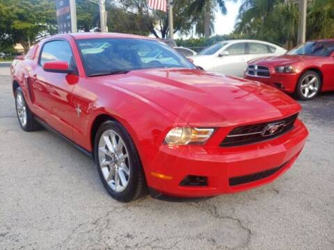 2010 Ford Mustang for sale at Brascar Auto Sales in Pompano Beach FL