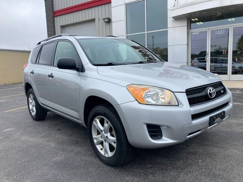 2010 Toyota RAV4 for sale at RABIDEAU'S AUTO MART in Green Bay WI