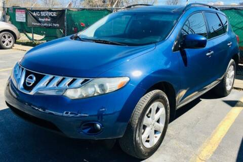 2009 Nissan Murano for sale at RD Motors, Inc in Charlotte NC