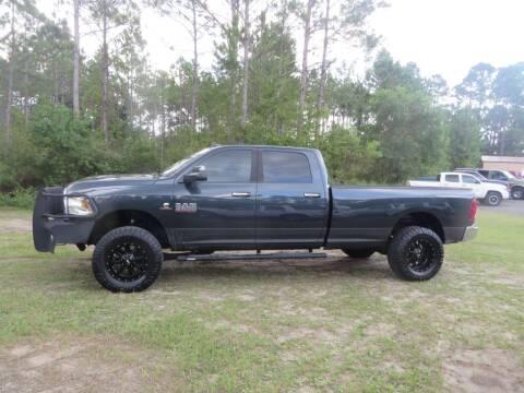 2014 RAM Ram Pickup 3500 for sale at Ward's Motorsports in Pensacola FL