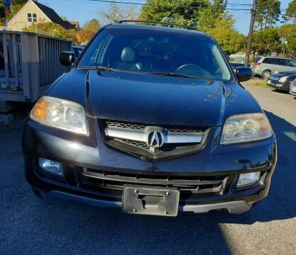 2004 Acura MDX for sale at Life Auto Sales in Tacoma WA