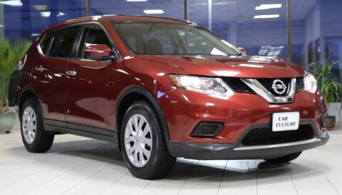 2015 Nissan Rogue for sale at Car Culture in Warren OH
