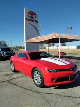 2015 Chevrolet Camaro for sale at Quality Toyota in Independence KS