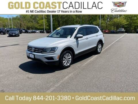 2019 Volkswagen Tiguan for sale at Gold Coast Cadillac in Oakhurst NJ