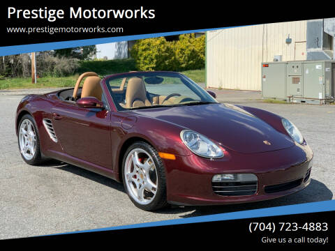 2006 Porsche Boxster for sale at Prestige Motorworks in Concord NC