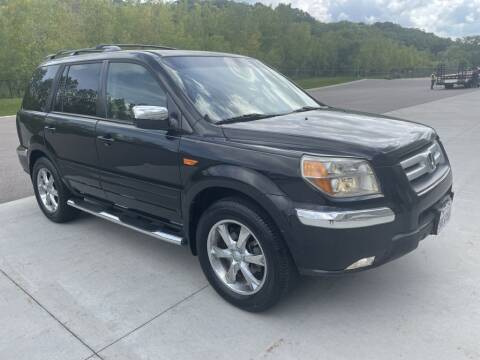 2006 Honda Pilot for sale at Angies Auto Sales LLC in Newport MN