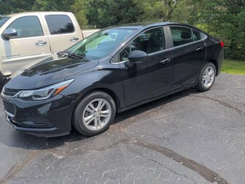 2016 Chevrolet Cruze for sale at West Point Auto Sales in Mattawan MI