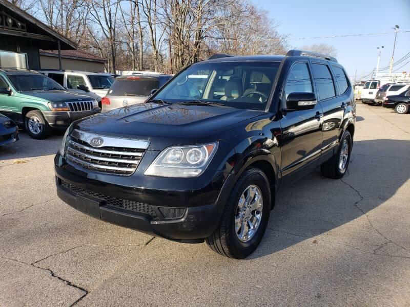 2009 Kia Borrego for sale at Jims Auto Sales in Muskegon MI