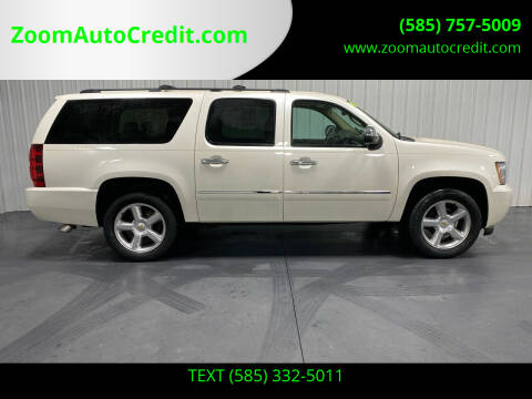 2011 Chevrolet Suburban for sale at ZoomAutoCredit.com in Elba NY