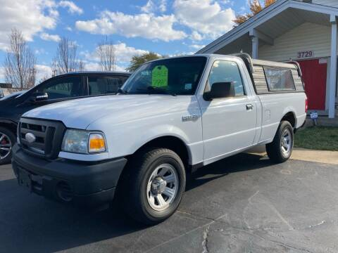 2008 Ford Ranger for sale at Ace Motors in Saint Charles MO