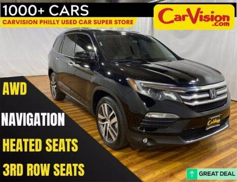 2017 Honda Pilot for sale at Car Vision Buying Center in Norristown PA