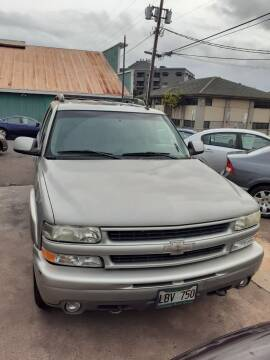 2006 Chevrolet Tahoe for sale at Ohana Auto Sales in Wailuku HI