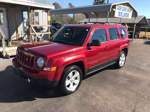 2014 Jeep Patriot for sale at Texas 1 Auto Finance in Kemah TX