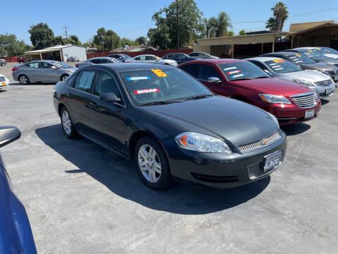 2016 Chevrolet Impala Limited for sale at Mega Motors Inc. in Stockton CA