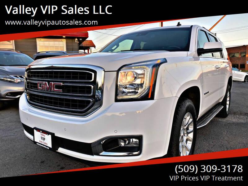 2015 GMC Yukon for sale at Valley VIP Auto Sales LLC in Spokane Valley WA
