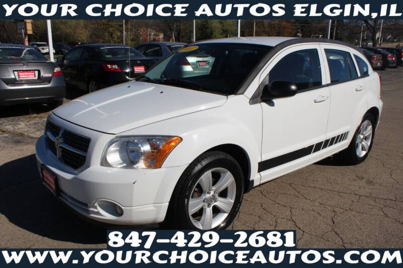 2011 Dodge Caliber for sale at Your Choice Autos - Elgin in Elgin IL