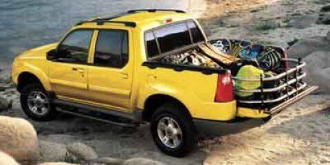 2003 Ford Explorer Sport Trac for sale at DAVID McDAVID HONDA OF IRVING in Irving TX