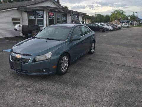 2012 Chevrolet Cruze for sale at Denny's Auto Sales in Fort Myers FL
