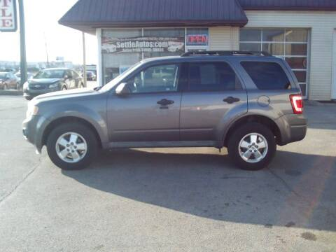 2009 Ford Escape for sale at Settle Auto Sales TAYLOR ST. in Fort Wayne IN