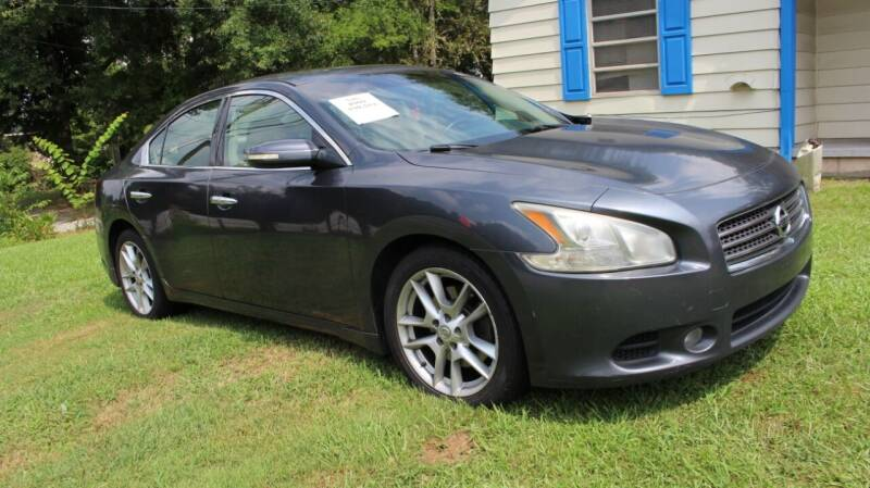 2009 Nissan Maxima for sale at NORCROSS MOTORSPORTS in Norcross GA