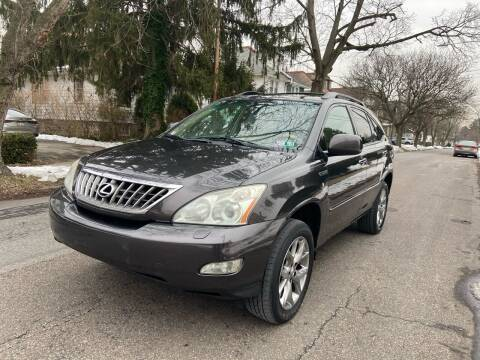2009 Lexus RX 350 for sale at Michaels Used Cars Inc. in East Lansdowne PA